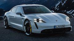Porsche Taycan: lo stile personale e futuristico
