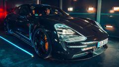 Porsche Taycan: Mark Webber al volante
