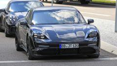 Porsche Taycan nuove foto spia