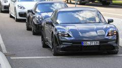 Porsche Taycan nuove foto