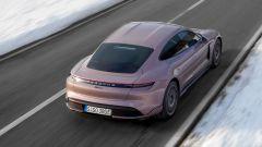 Porsche Taycan RWD, modello base sarai tu. La prova video - Immagine: 4