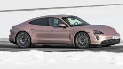 Porsche Taycan RWD, modello base sarai tu. La prova video - Immagine: 5