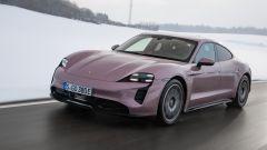 Porsche Taycan RWD, modello base sarai tu. La prova video - Immagine: 8
