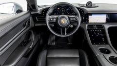 Porsche Taycan RWD, modello base sarai tu. La prova video - Immagine: 18