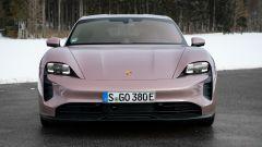 Porsche Taycan RWD, modello base sarai tu. La prova video - Immagine: 39