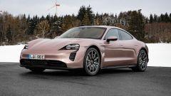 Porsche Taycan RWD, modello base sarai tu. La prova video - Immagine: 42