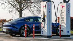 Porsche Taycan RWD, modello base sarai tu. La prova video - Immagine: 51