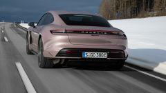 Porsche Taycan RWD, modello base sarai tu. La prova video - Immagine: 57