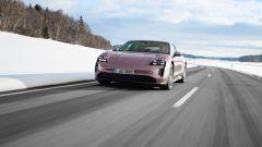 Porsche Taycan RWD, modello base sarai tu. La prova video - Immagine: 58
