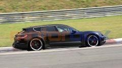 Porsche Taycan Sport Turismo, la Porsche elettrica in versione shooting brake