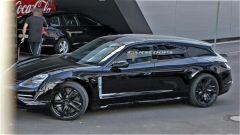 Porsche Taycan Sport Turismo: la Porsche elettrica shooting brake