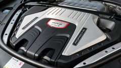 Porsche Taycan Turbo S vs Panamera Turbo S: il motore V8 biturbo benzina da 630 CV della Panamera
