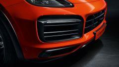 Porsche Turbo S E-Hybrid Coupé: dettaglio anteriore