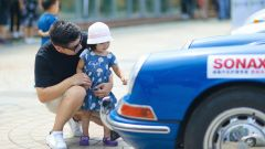 Porsche: una 911 del '64 vince il Top City Classic Rally in China - Immagine: 7