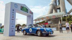 Porsche: una 911 del '64 vince il Top City Classic Rally in China - Immagine: 8