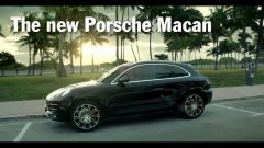 Porsche Macan Magic Mirror  - Immagine: 3