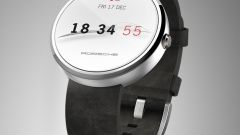 Look Porsche per gli smartwatch Android - Immagine: 1