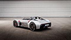 Porsche Vision Spyder, il retro