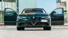 Porte aperte per l'Alfa Romeo Giulia Ti 2020