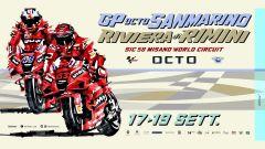Poster GP Octo San Marino e Riviera di Rimini 2021