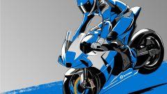 Poster Suzuki energia dissipata by Brembo