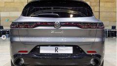 Posteriore Alfa Romeo Tonale