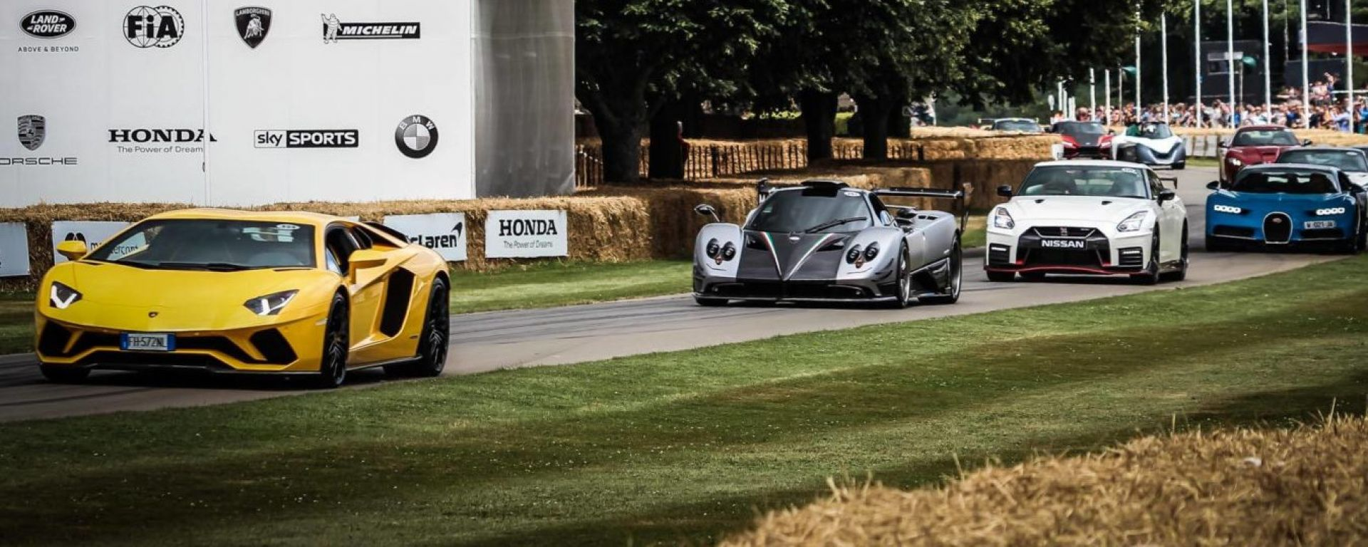 Posticipato il Goodwood Festival of Speed