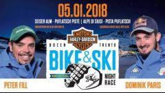 Powder Horn: dagli USA all'Italia con le Harley Davidson sulla neve