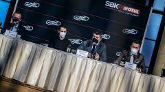 Praga 2021, La presentazione del Round della Rep. Ceca in Superbike all'Autodrom Most