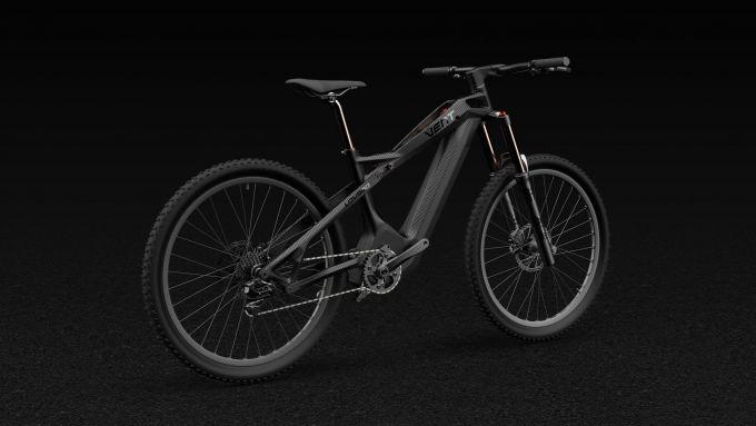 Presentata a EICMA la Vent LDV500, prima e-bike della casa lombarda