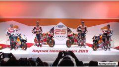 Presentata la Honda HRC 2019. Video, gallery e dichiarazioni - Immagine: 3