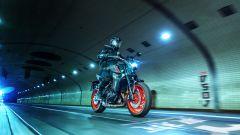 Presentata la nuova Yamaha MT-09 2021
