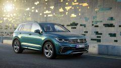 Presentata ufficialmente la nuova Volkswagen Tiguan 2021