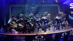 Svelato oggi a Milano lo Sky Racing Team 2018, la squadra di giovani talenti capitanata da Valentino Rossi  - Immagine: 4