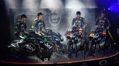 Svelato oggi a Milano lo Sky Racing Team 2018, la squadra di giovani talenti capitanata da Valentino Rossi  - Immagine: 5