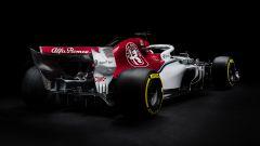 Presentazione Alfa Romeo Sauber F1: la diretta on line. Tutte le immagini - Immagine: 2