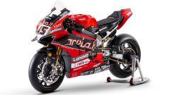 Presentazione Aruba.it Racing - Ducati 2021 Superbike. La moto di Scott Redding