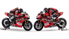 Presentazione Aruba.it Racing - Ducati 2021 Superbike. Scott Redding e Michael Ruben Rinaldi