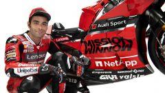 Presentazione Ducati Desmosedici GP20, Danilo Petrucci