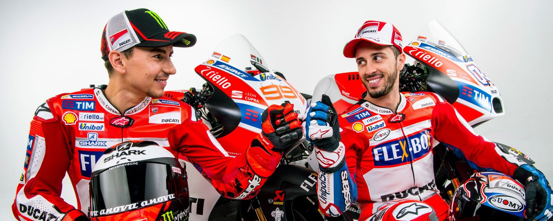Presentazione Ducati MotoGP