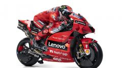 Presentazione Ducati Team 2021 MotoGP - Ducati Desmosedici GP21, Francesco Bagnaia