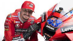 Presentazione Ducati Team 2021 MotoGP - Ducati Desmosedici GP21, Jack Miller