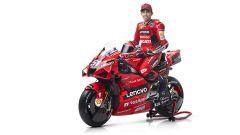 Presentazione Ducati Team 2021 MotoGP - Ducati Desmosedici GP21, Michele Pirro