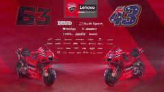Presentazione Ducati Team 2021 MotoGP