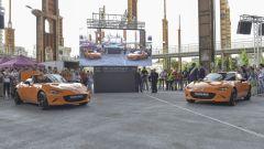 Presentazione Mazda MX-5 30th Anniversary - Parco Dora - Torino