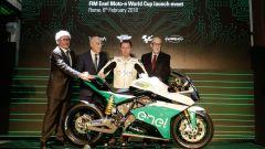 Presentazione Moto-E World Cup