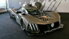Presentata ufficialmente a Monza l'hypercar Peugeot 9x8