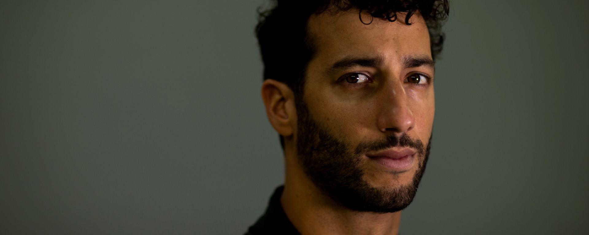 Presentazione Renault F1 2020: Daniel Ricciardo
