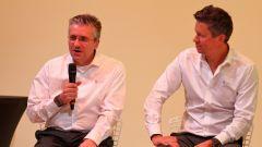 Presentazione Renault F1 2020: Pat Fry e Marcin Budkowski
