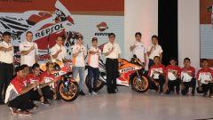 Presentazione Team Honda Repsol MotoGP 2017